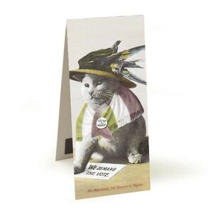 BOOKMARK MAGNETIC SUFFRAGETTES